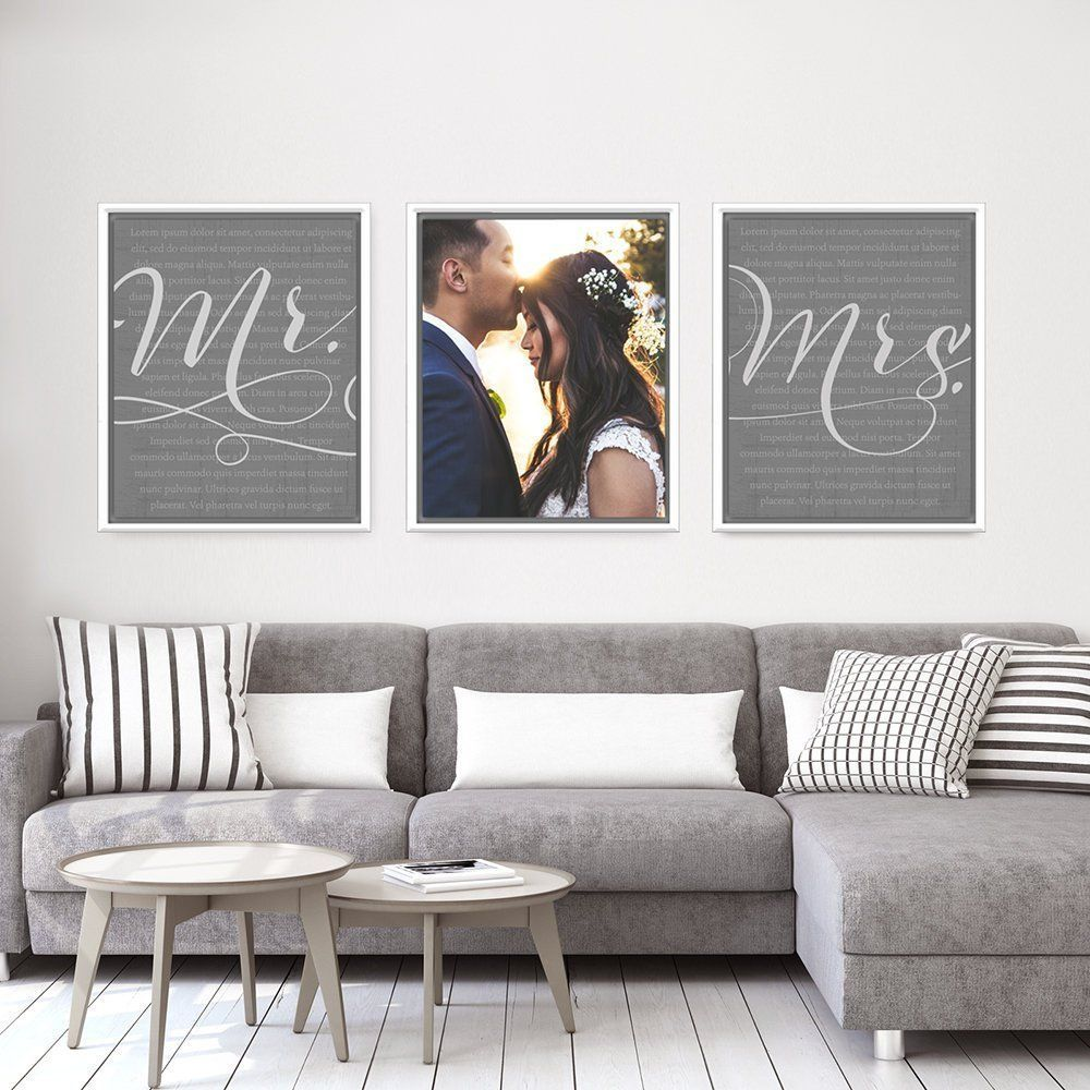 Wedding Vows Canvas Wall Art Framed Wedding Vows Optional Etsy Wedding Vows Canvas Wedding Vows Wall Canvas
