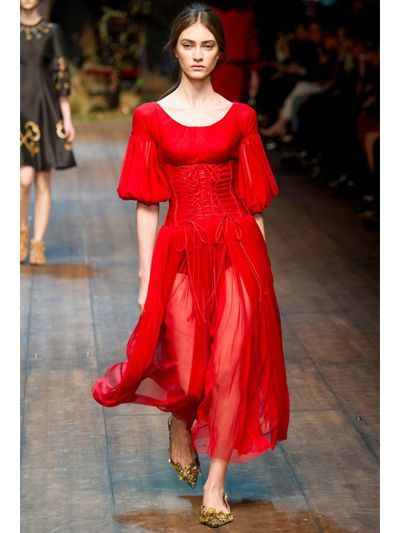 5d7ae880743 dolce-gabbana-red-silk-tulle-bustier-dress-