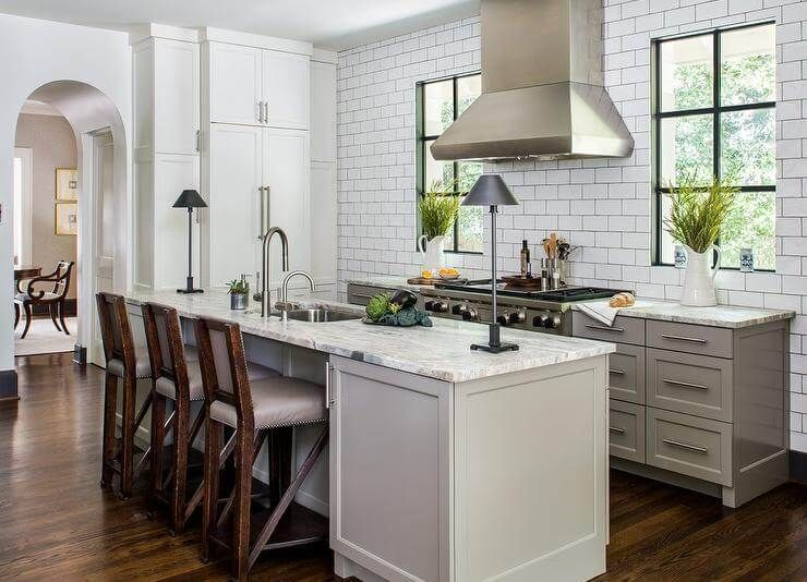 Kitchen Without Upper Cabinets - Kitchen Ideas | french ...