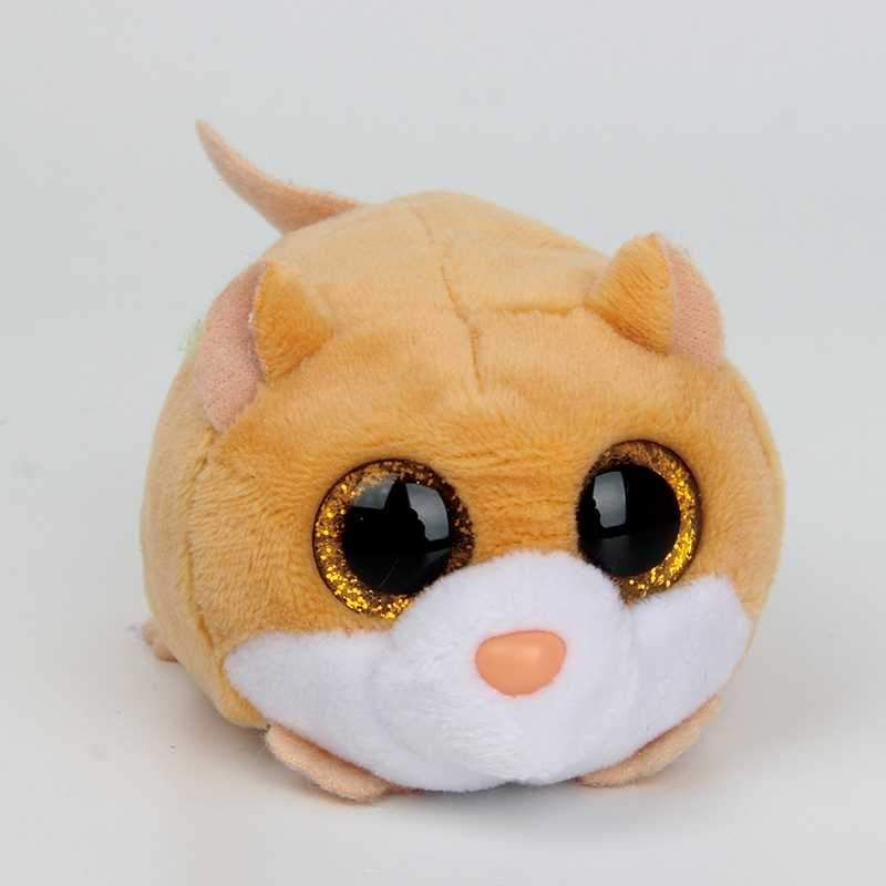d9e29c576a3 10CM Mini Original Ty Plush Toys Beanie Boos Big Eyes fox unicorn Pocket  TSUM Candy pig