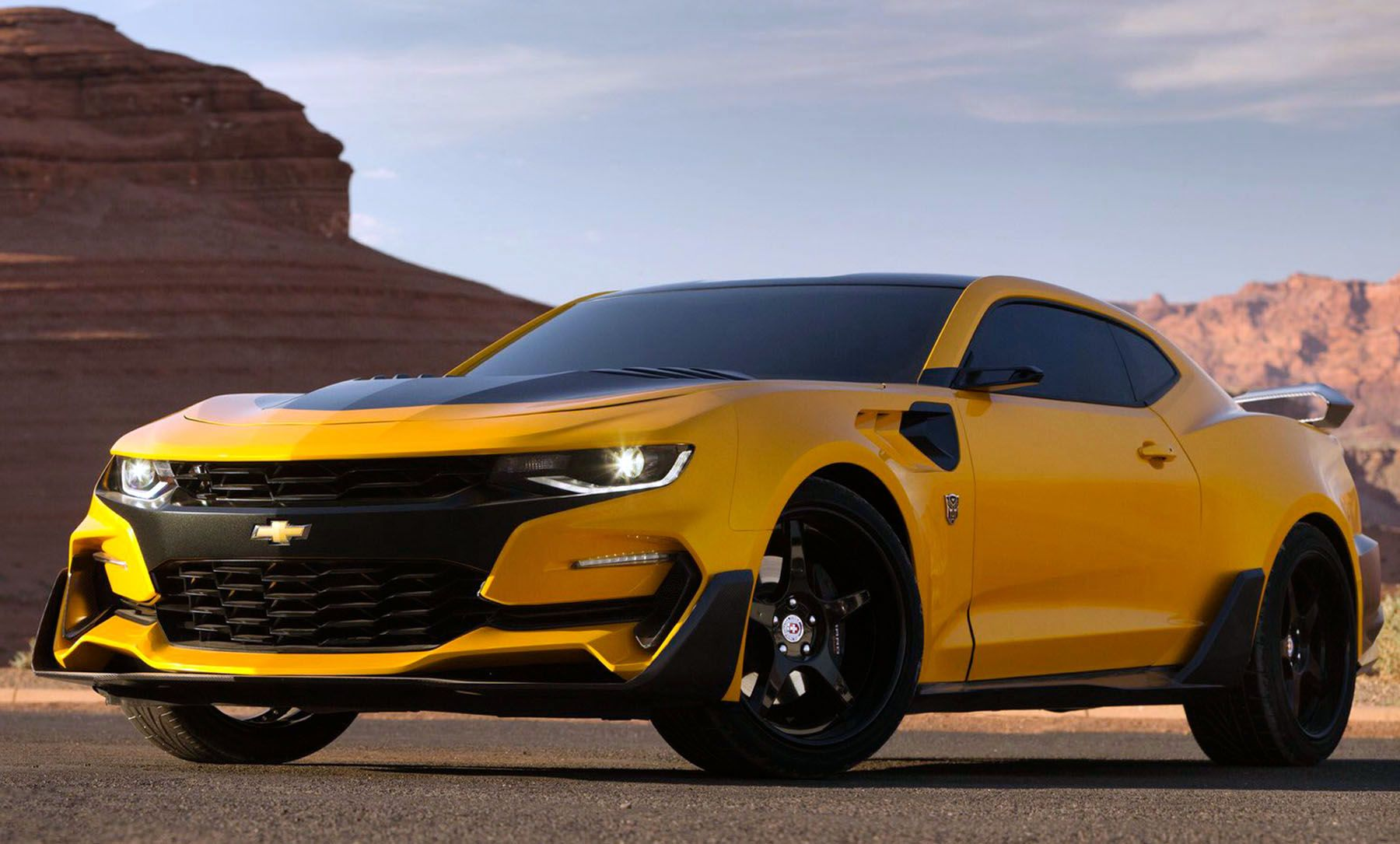 Image for 2017 Chevrolet Camaro Bumblebee Wallpaper Chevrolet