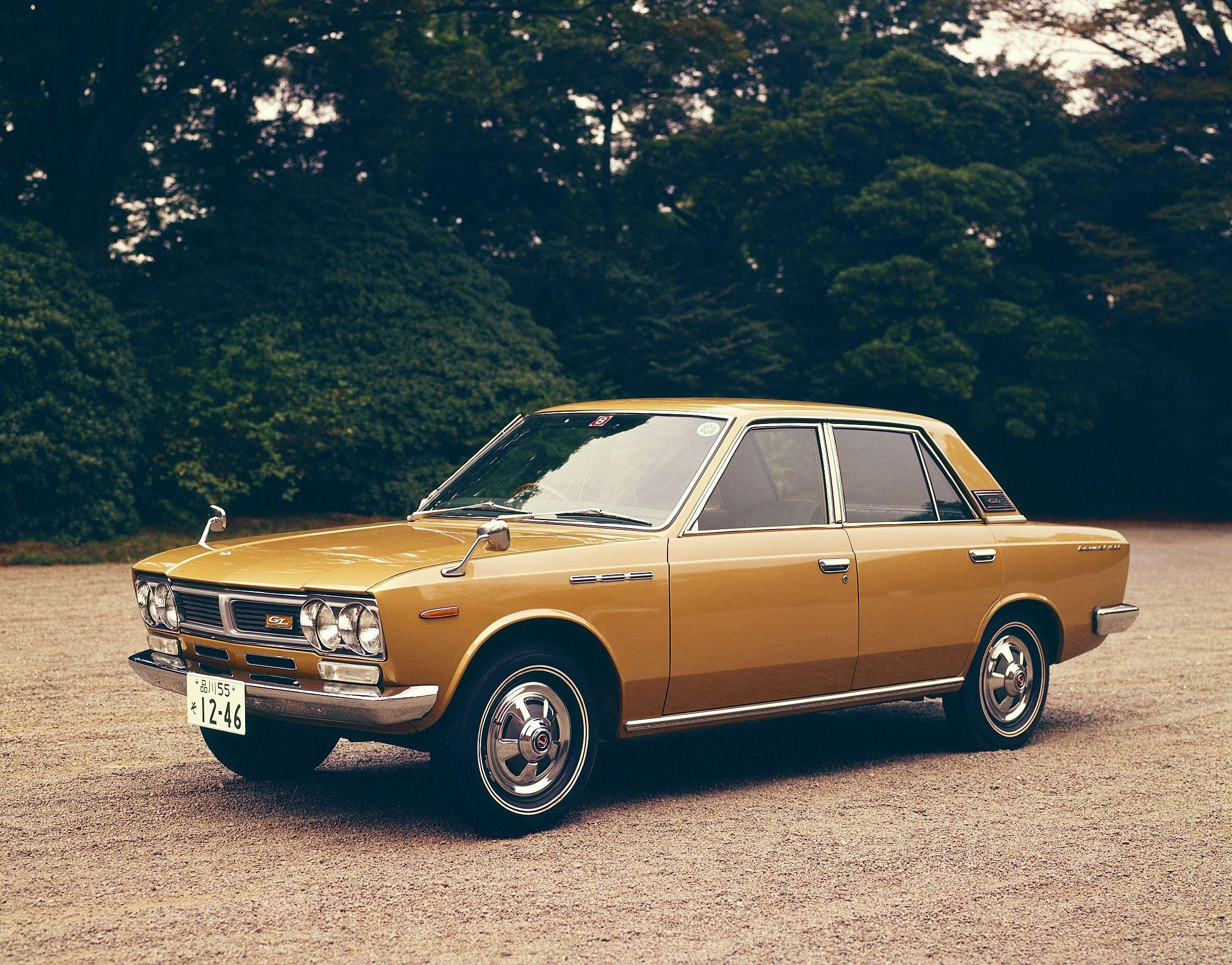 Nissan laurel sedan c30 1968 72 http en