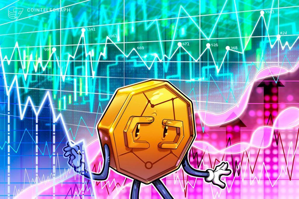 Precios de bitcoin y altcoin