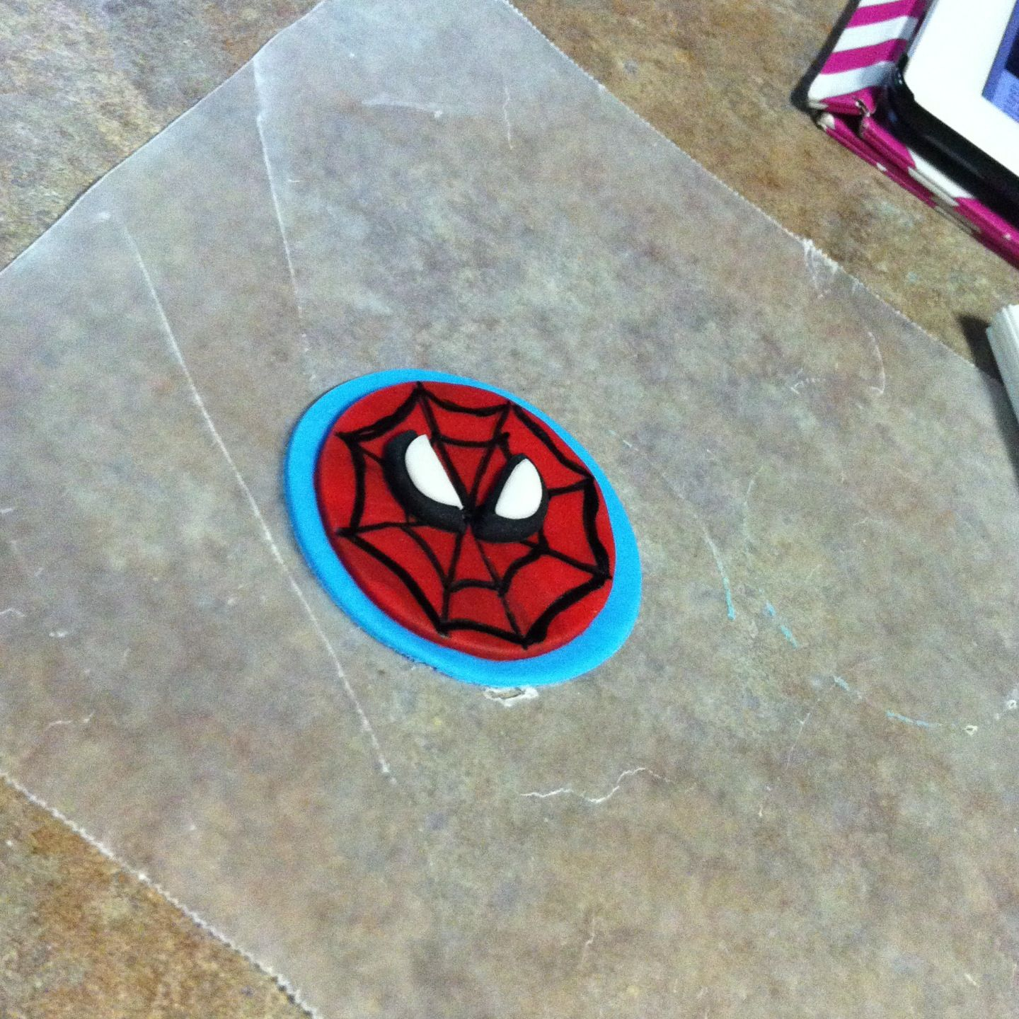 Spider-Man toppers
