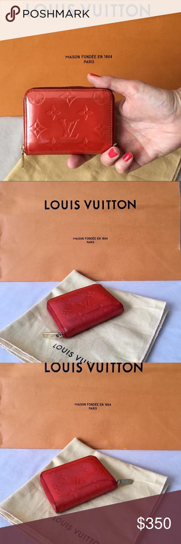93e7ee40ce30 Authentic Louis Vuitton Zippy Coin Purse Wallet Super cute Authentic Louis  Vuitton Zippy coin wallet