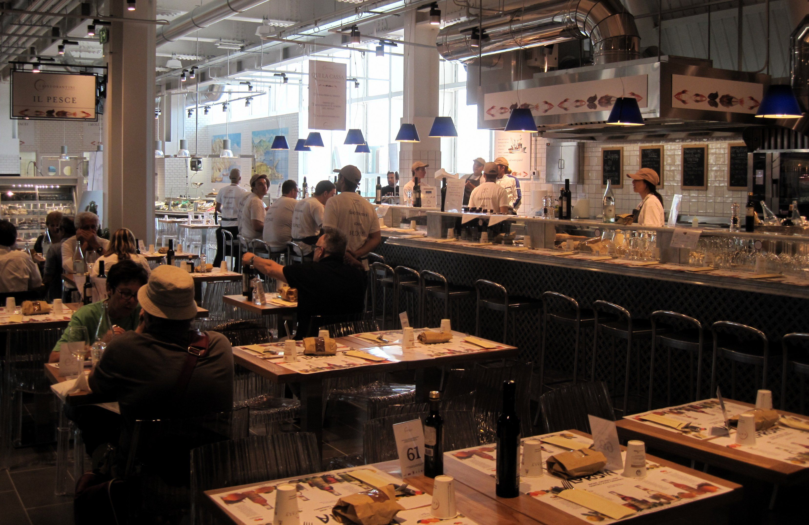 Eataly roma foods plaza pinterest supermarket design - Food design roma ...