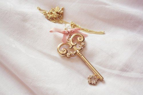 The Golden Key! Unlock the possibilities...