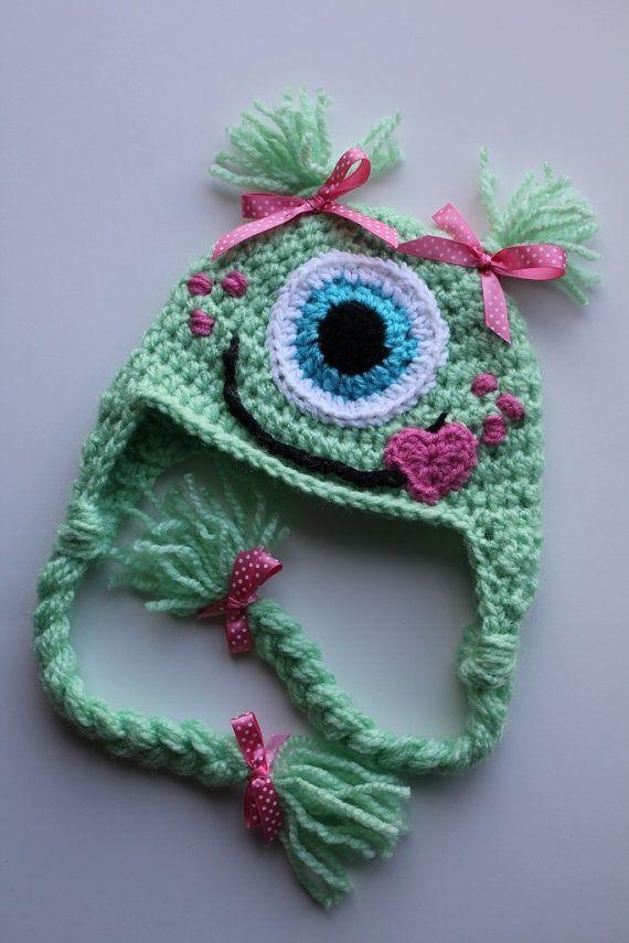 no pattern - just cute | stricken häkeln | Pinterest | Crochet hats ...