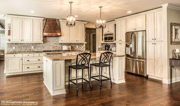 Crofoot (Zelmar) Kitchen Remodel - traditional - Kitchen - Orlando - Zelmar Kitchen Designs & More, LLC