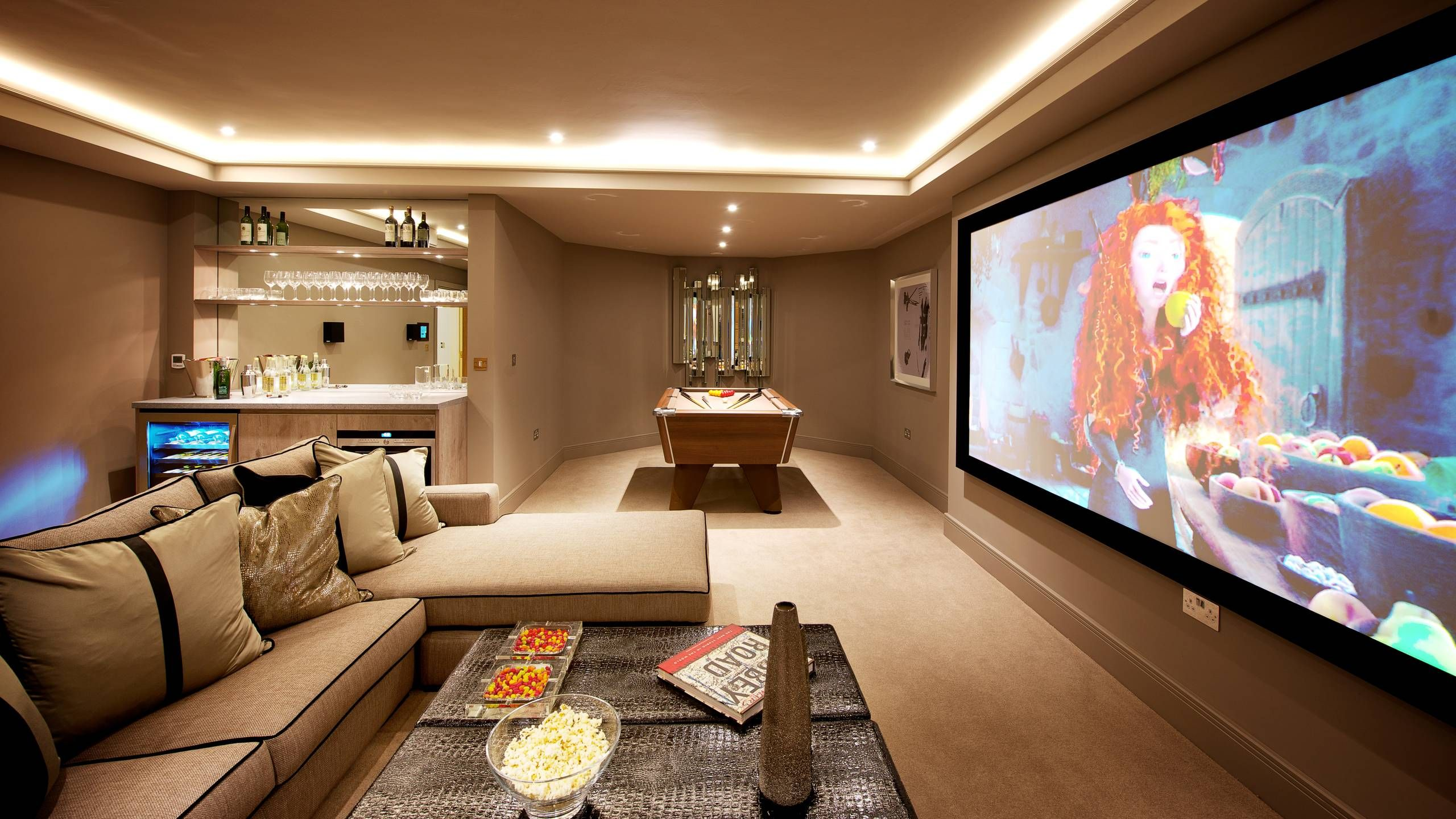 Family Game Room Ideas Part - 40: Basement Ideas. What A Basement!!! #Basement   Interior Design Ideas    Pinterest   Basements, Men Cave And Game Rooms