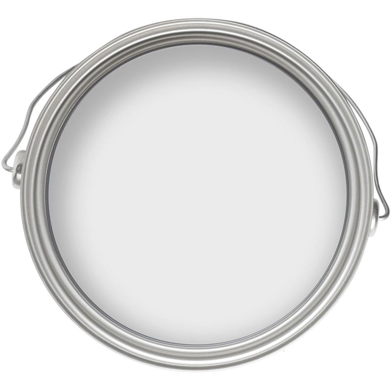 Dulux Standard Rock Salt Silk Emulsion Paint 5l Dulux Cuprinol Garden Shades Dulux Paint Colours Grey