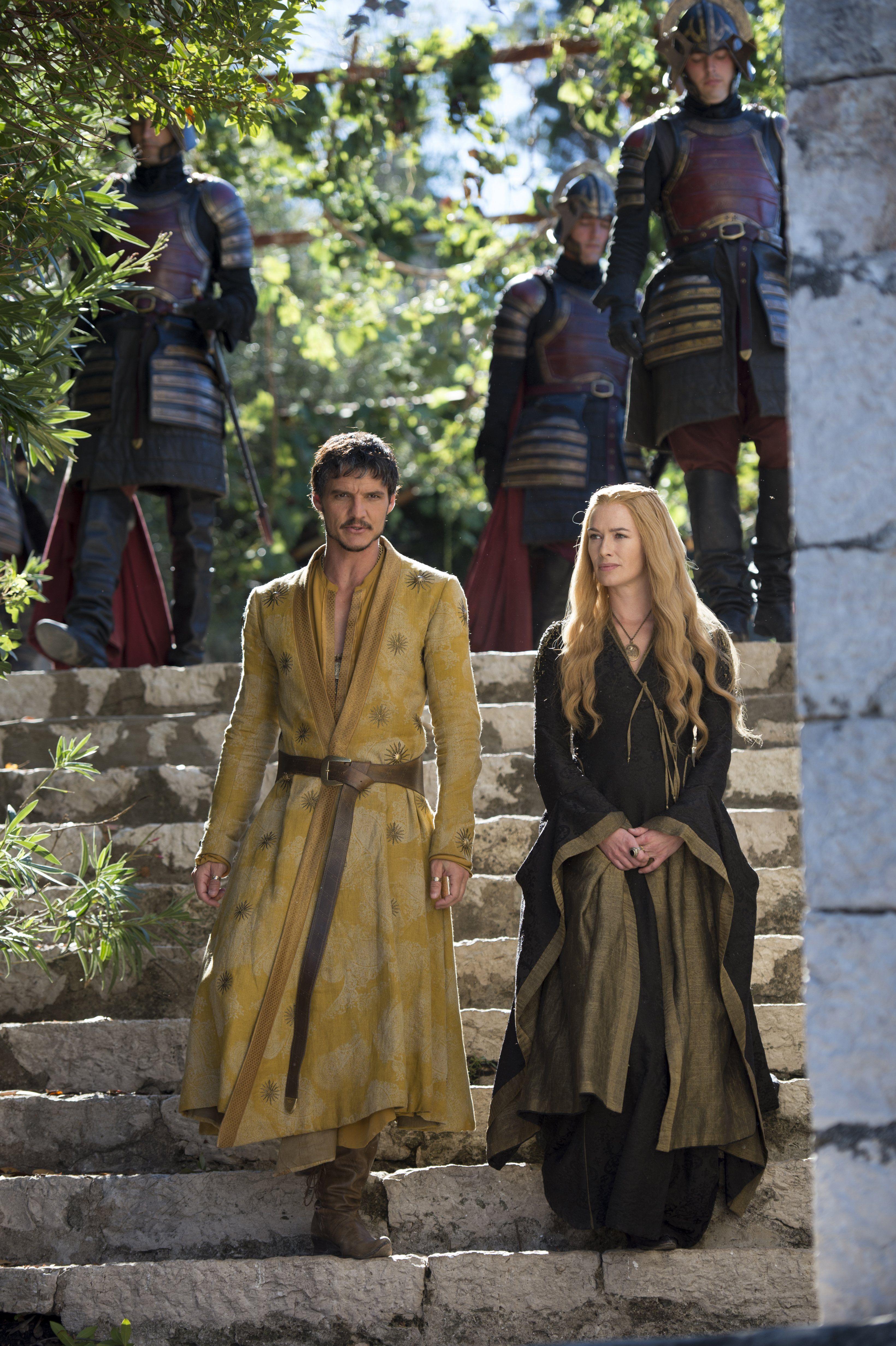 Game of Thrones Season 4 Episode 5 Still I love both
