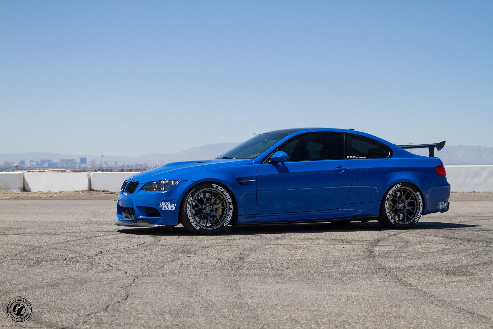 Santorini Blue Bmw E92 M3 Http Www Modifiedperformanceparts
