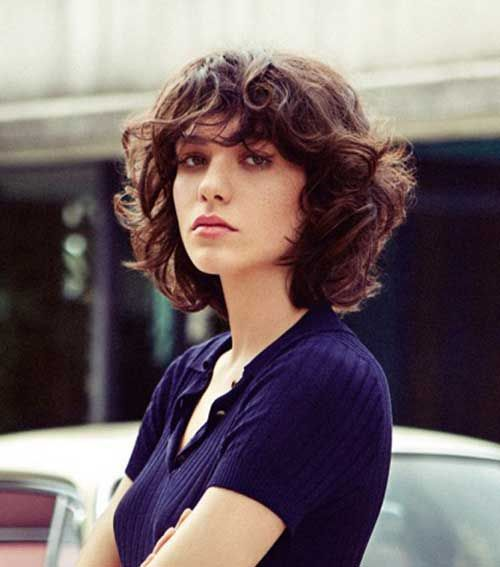 Curly Short Hairstyles Enchanting 25 Chic Curly Short Hairstyles  Curly Short Short Hairstyle And Shorts