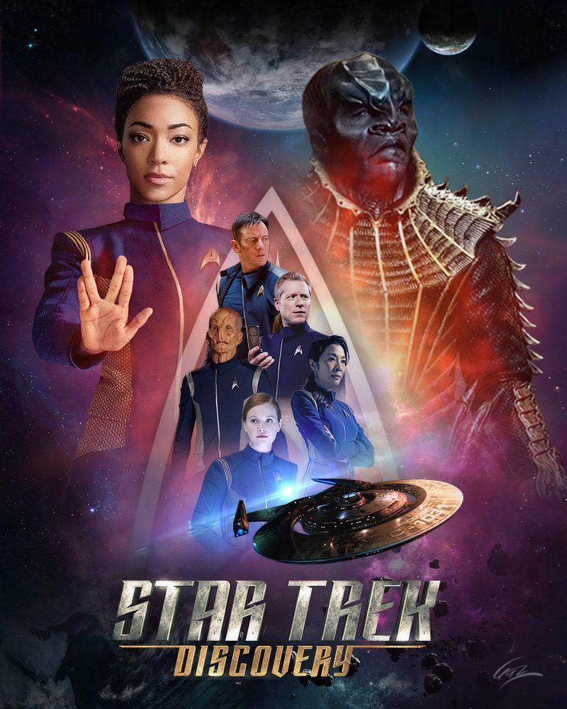 Pin On Star Trek Discovery