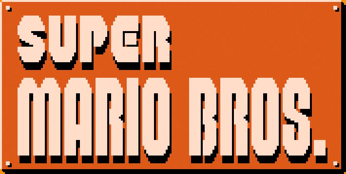 Super Mario Bros 30th Anniversary Mario Bros Super Mario Bros Super Mario