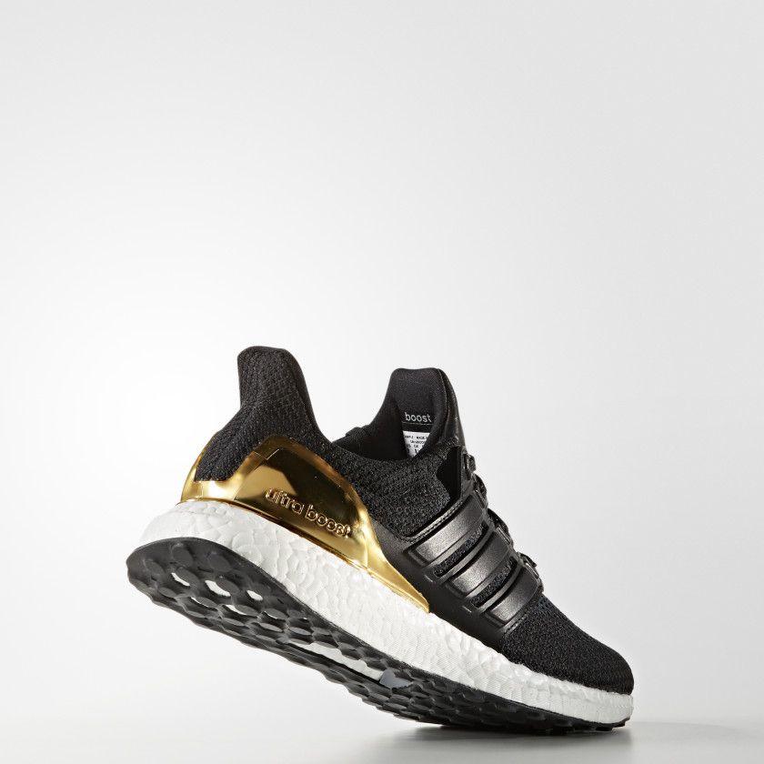ULTRABOOST LTD Shoes   Black shoes