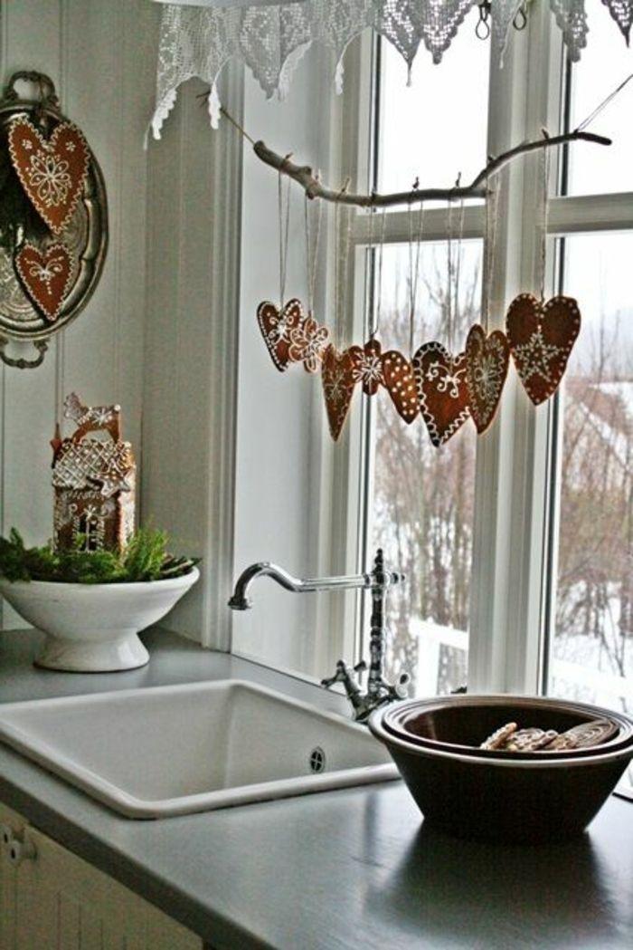 38 Frisch Dekoideen Für Große Fenster Weihnachten haus
