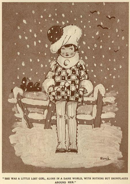 Renee illustration by ElfGoblin, via Flickr