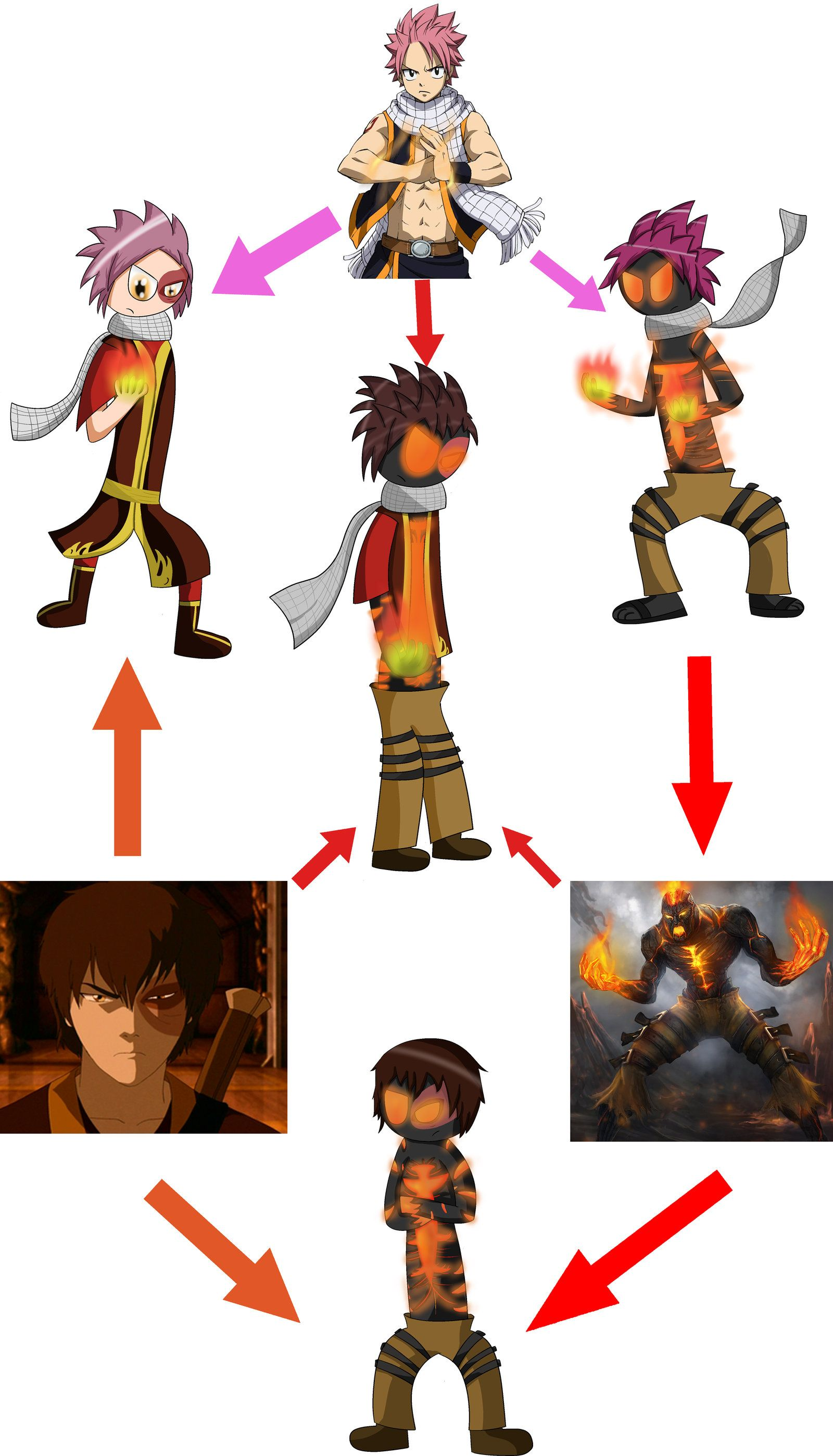 Hexafusion Firefighters by