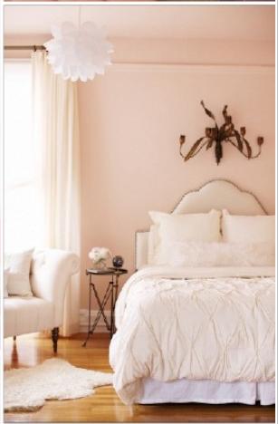 40++ Light pink wall bedroom info cpns terbaru