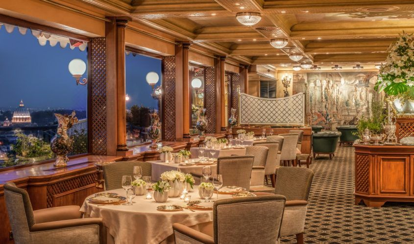The 10 most romantic restaurants in the world Melhores