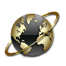 Found On Bing From Www Iconfinder Com Gold Globe Globe Trotter Architecture Illustration