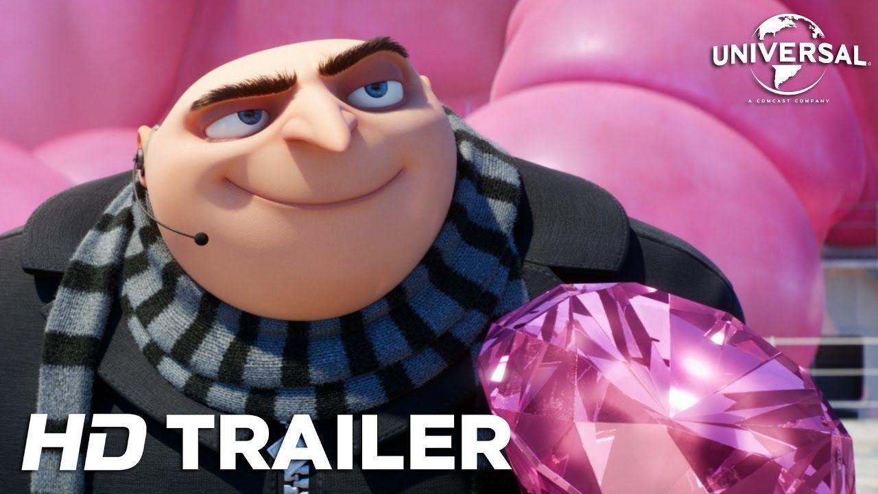 Mi Villano Favorito 3 Trailer Oficial 1 Despicable Me Despicable Me 3 Official Trailer