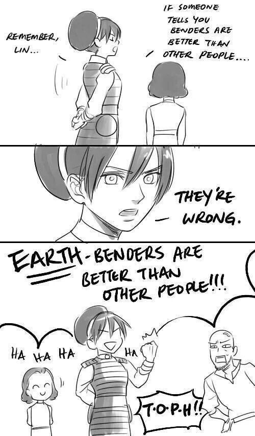 This is why we love Toph