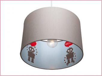 Wunderschöne Kinderzimmerlampe Roboter