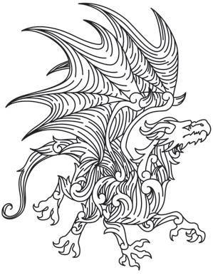 Baroque Dragon_image