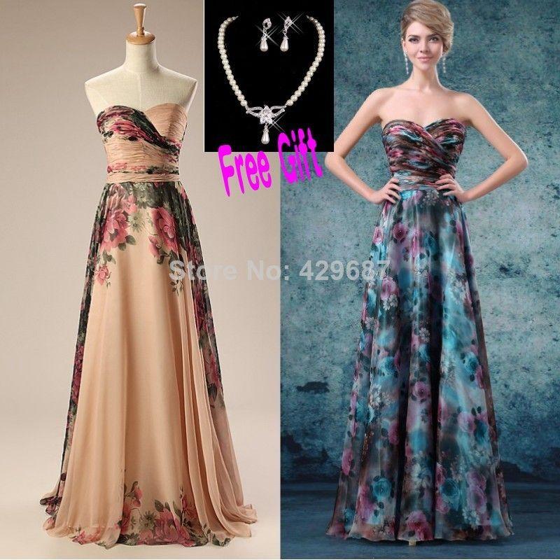 2a1aa9dc8a vestido invitada boda aliexpress