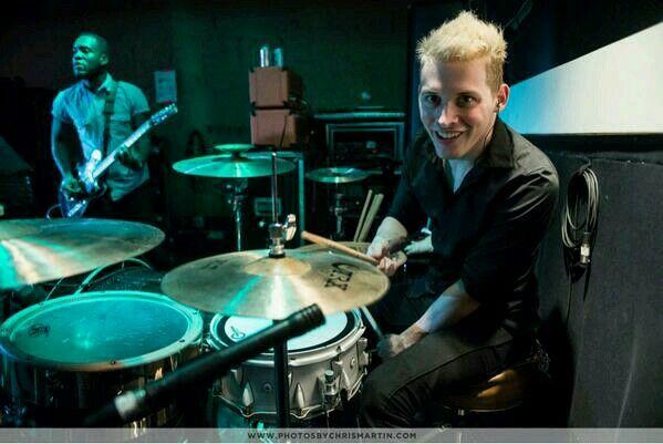 Maxx Danziger drummer of Set It Off