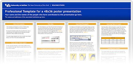powerpoint template for scientific research meeting from, Presentation templates