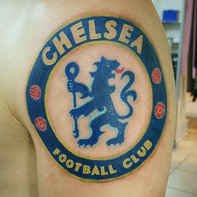 Chelsea Fc Tattoos Designs