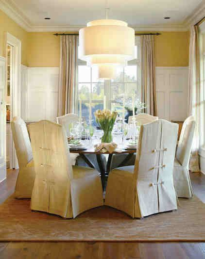 Great Way To Disguise Ugly Chairs Garden And Home Dining Room