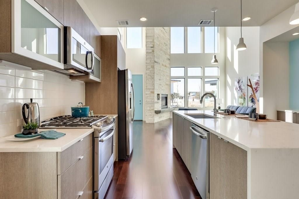 This Kitchen is absolutely amazing. The cabinets are such ...