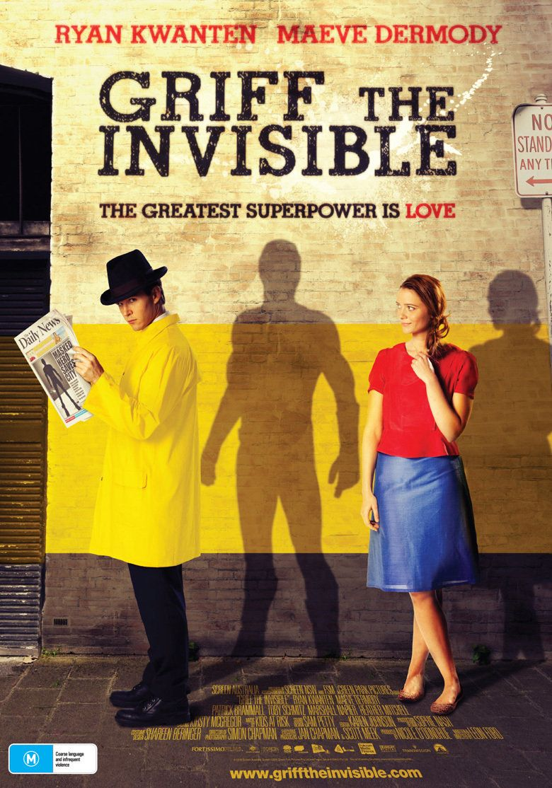 Griff the Invisible - IMDb | Movies & TV | Pinterest | Movie tv ...