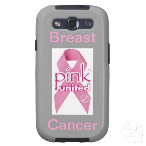 I Wear Pink Because I Love My Mom Case/Skin for Samsung Galaxy