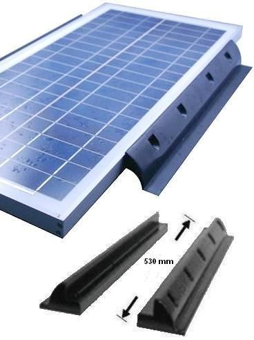 Solar Panel Mounts Long Short Side Go Green Solar