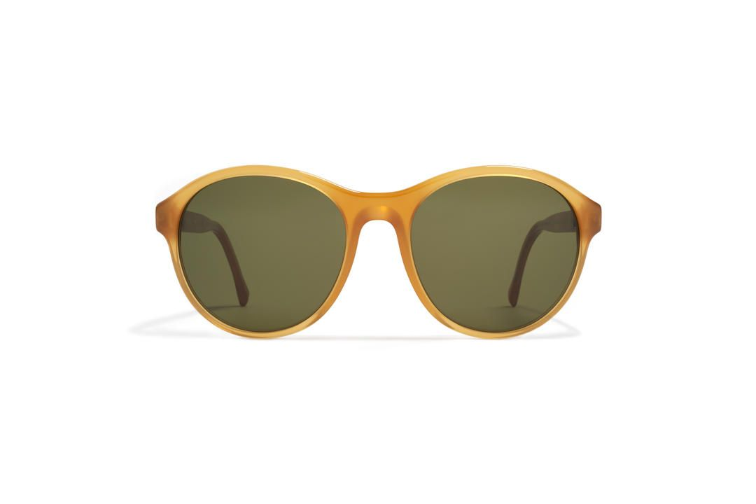 MYKITA+-+NO2+SUN+/+CECILE+/+Amber+Lens:+Fern+Solid