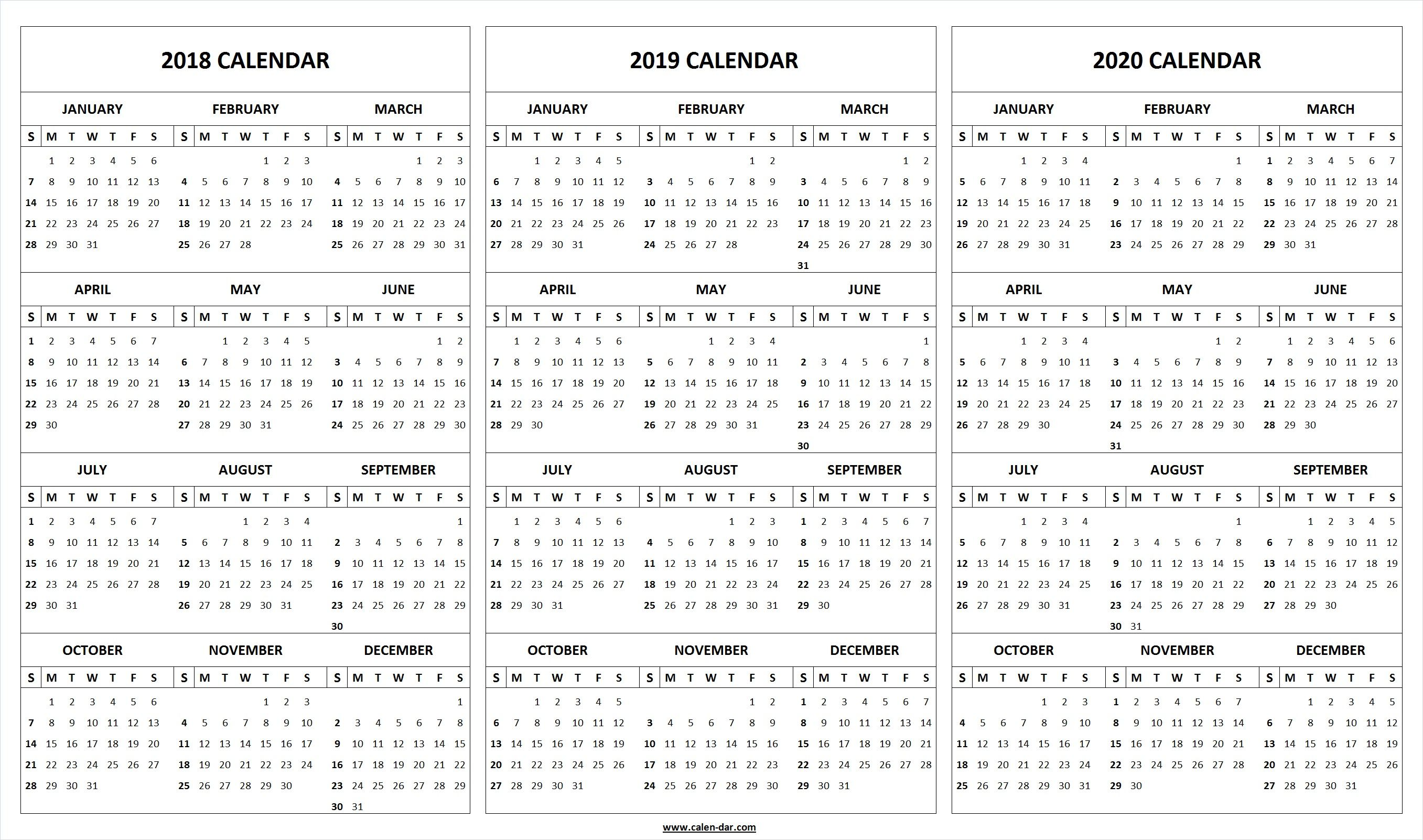 Calendar  Calendar    Template Yearly