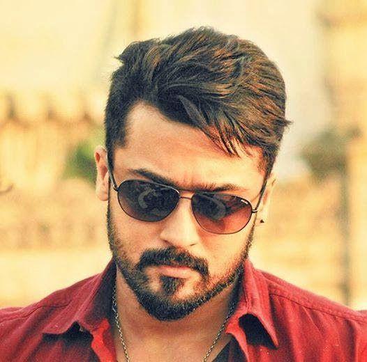 Surya New Hairstyle 2014 Anjaan Www Pixshark Com