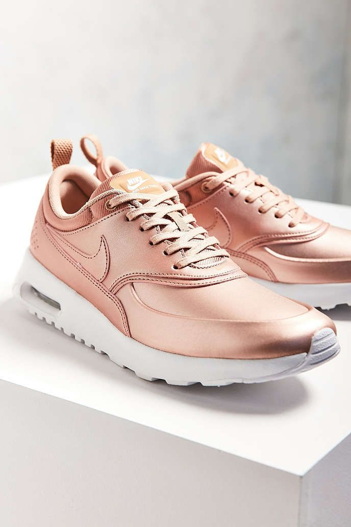 lowest price 877ad 4fc0a UrbanOutfitters.com Awesome stuff for you amp your space Nike Rose Gold  Sneakers