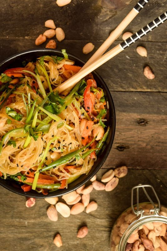 Vegan Pad Thai