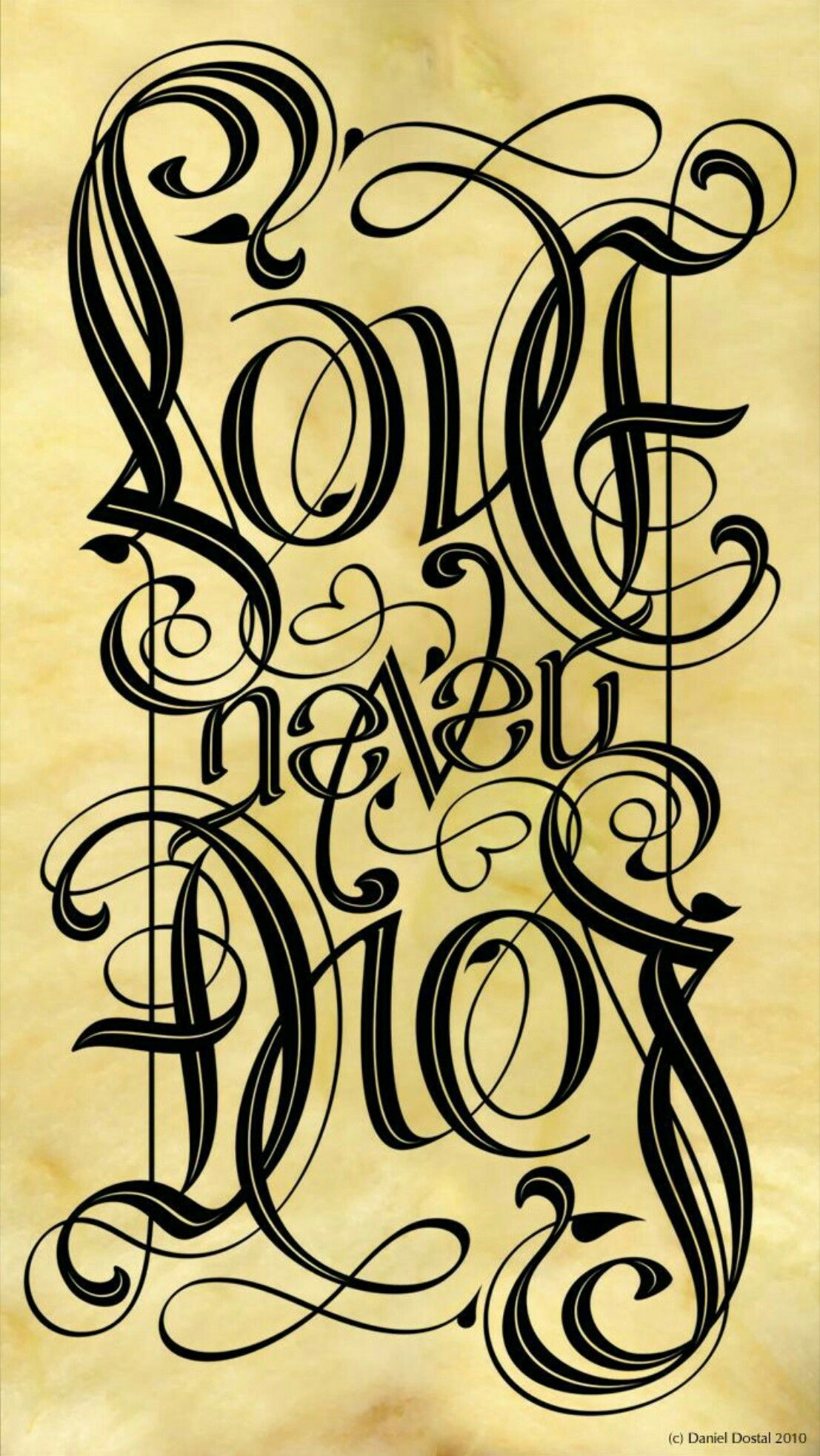 Ambigrams are amazing