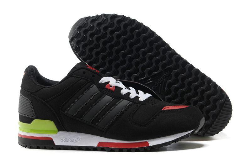 adidas zx 750 schwarz rot