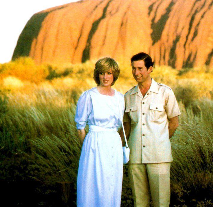 Prince & Princess Of Wales - Tour Of Australia & New Zealand _ 21  Mars 1983 - Suite