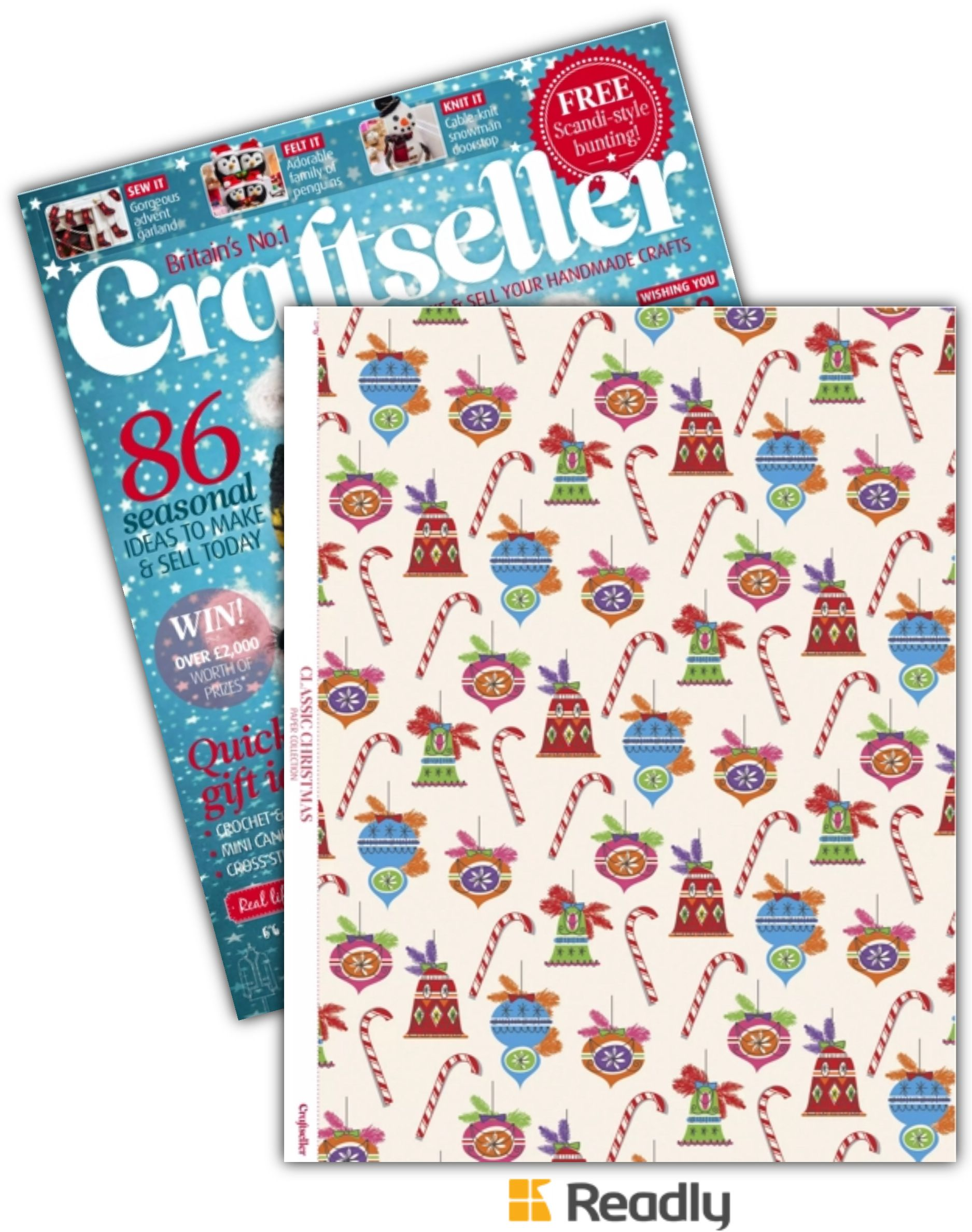 Suggestion about Craftseller Xmas 2015 page 51