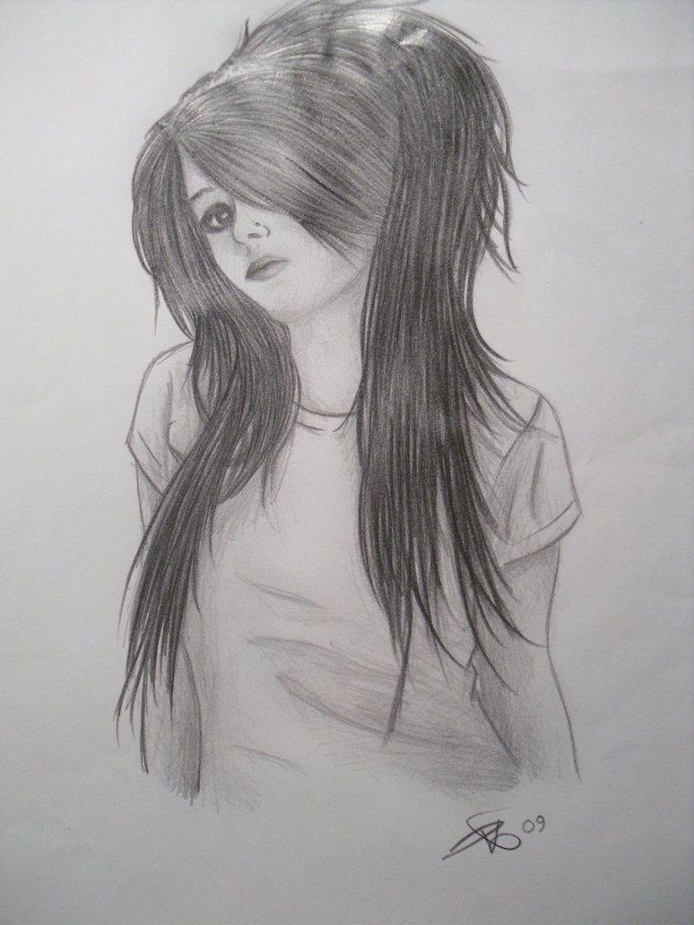 Pin By Olivia Watkins On Emo Drawings Emo Art Art Drawings